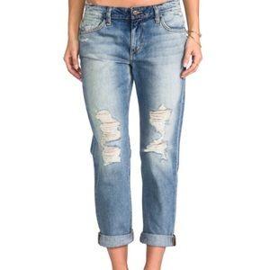 Joe's Jeans Easy High Water Keerst Boyfriend Jean